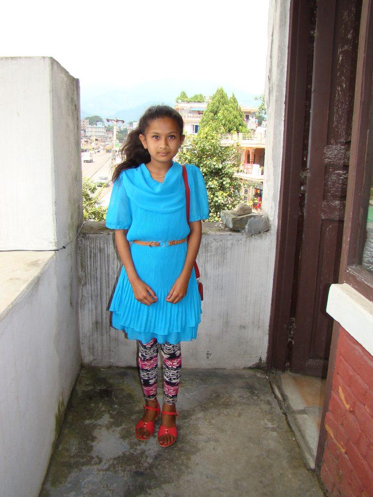Sushma Bhujel